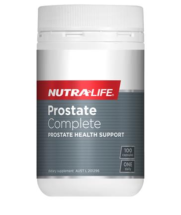 Nutra Life Prostate Complete 100 Capsules