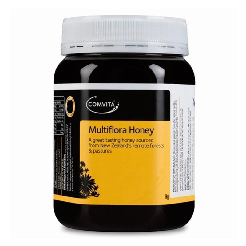 Comvita Multiflora Honey 1kg