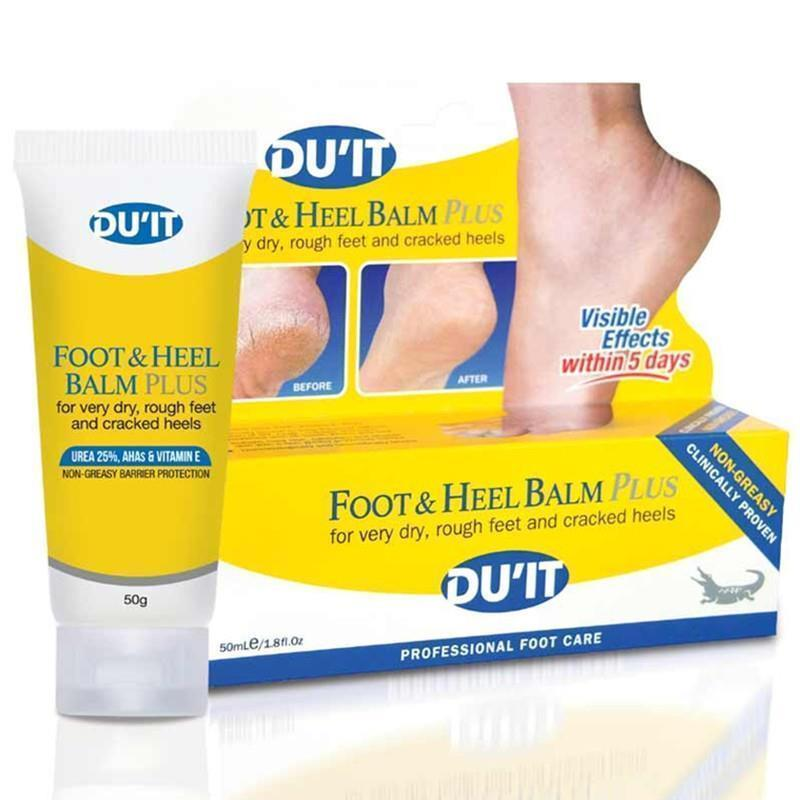 Duit Foot & Heel Balm Plus 50ml