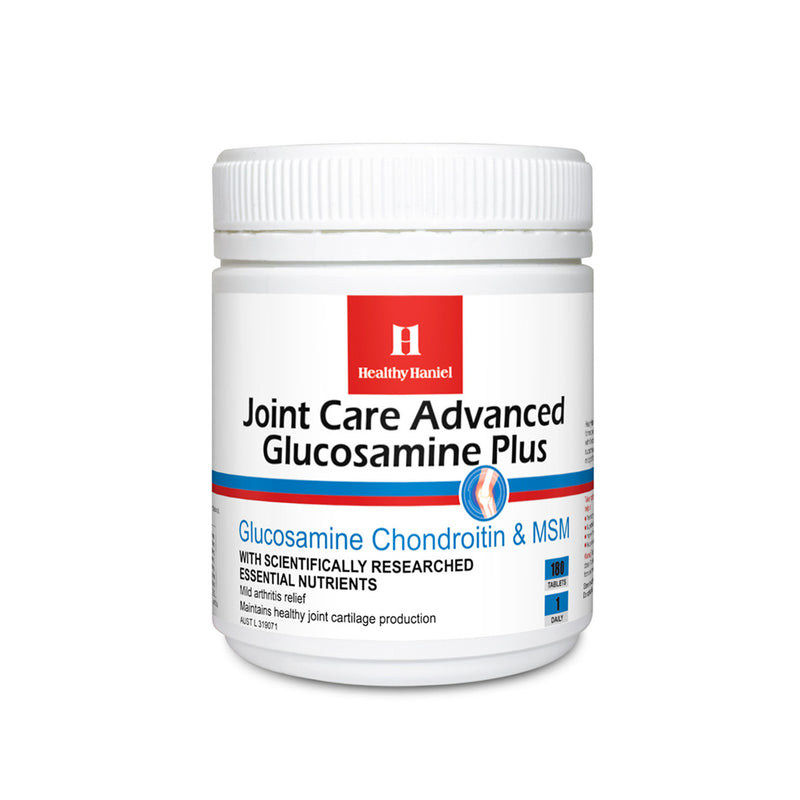 Healthy Haniel Joint Care Advanced Glucosamine Plus 180 Tablets