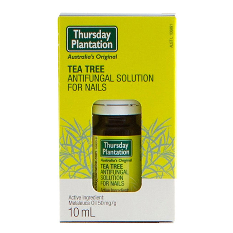 Thursday Plantation Antifungal Nail Solution 10 mL