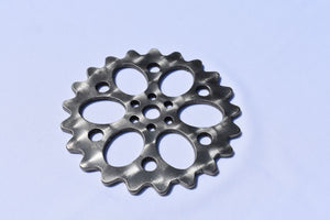 Coasters - Stainless Steel Gears Third Shift Fabrication Extra Large