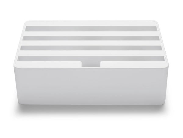 ALLDOCK Medium Weiß