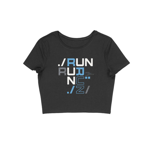 Run Crop Top