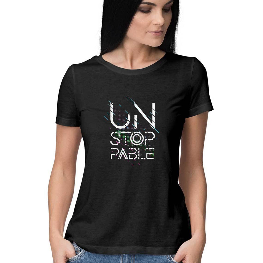 Unstoppable T-Shirt - WSS00017