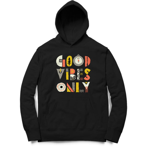 Good Vibes Only Hoodie - MH00021
