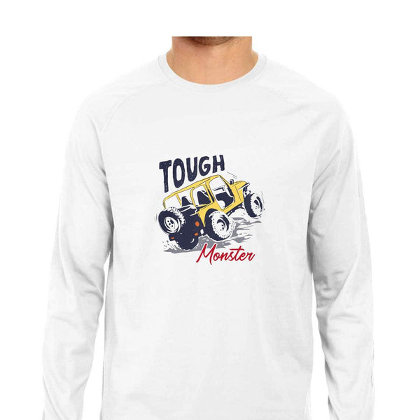 Tough Monster T-Shirt - MLS00030