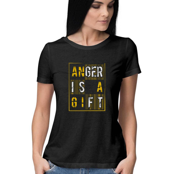 Anger Is A Gift T-Shirt - WSS00021