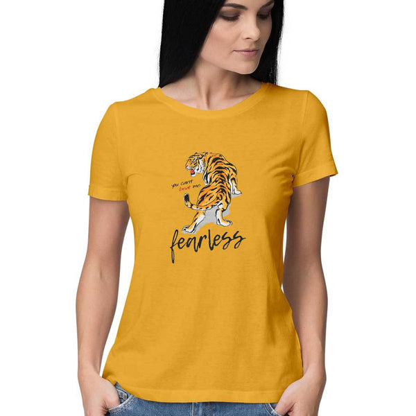 Fearless T-Shirt - WSS00024