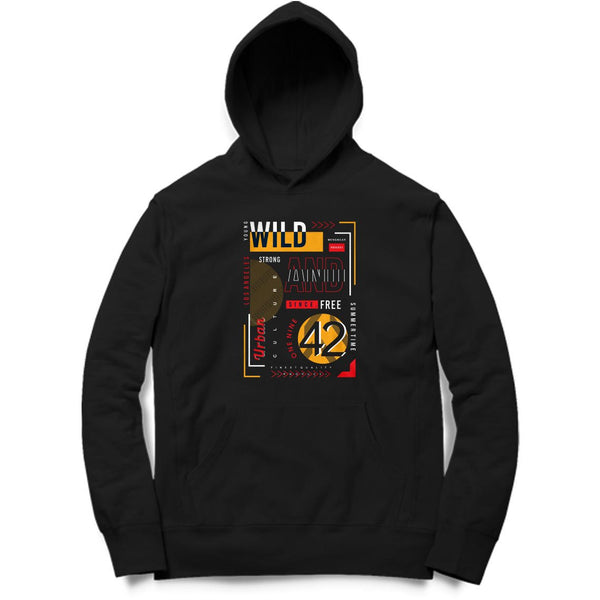 Young and Wild Hoodie - MH00027