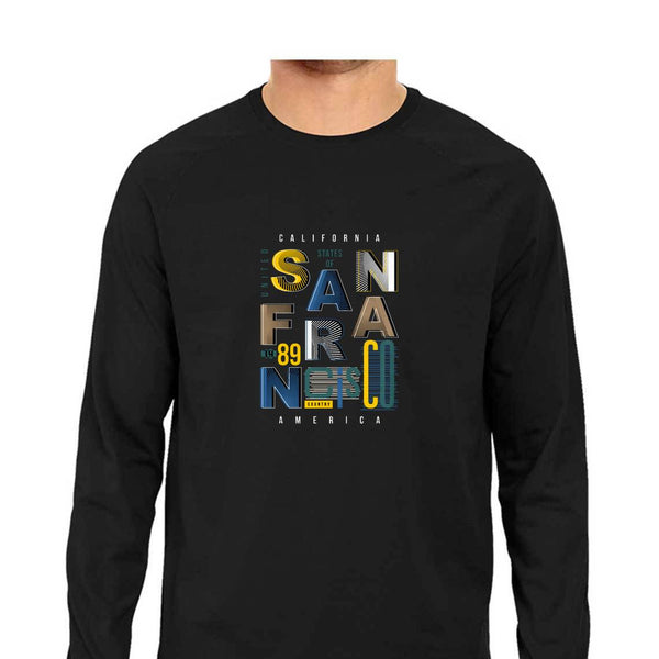 Sanfrancisco T-Shirt - MLS00035