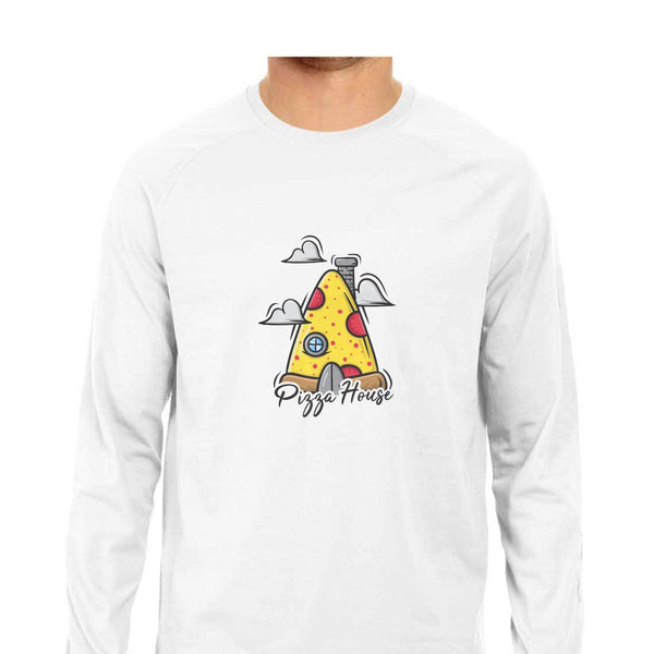 Pizza House T-Shirt - MLS00036