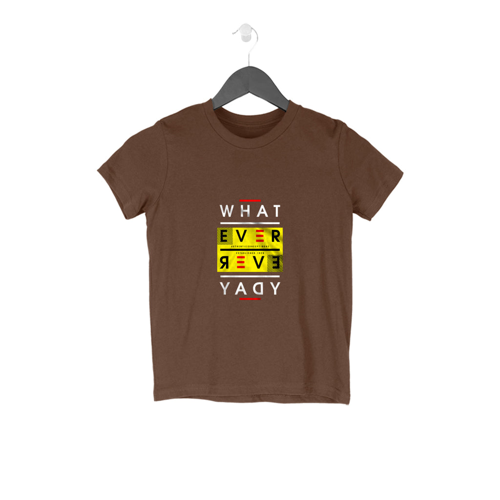 Whatever Everyday T-Shirt - KSS00019