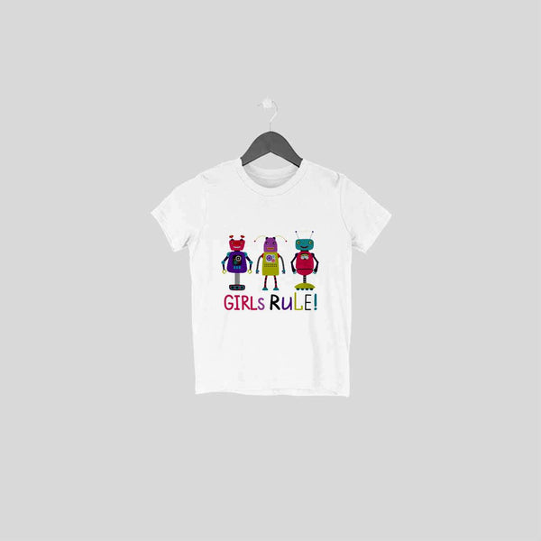 Girls Rule T-Shirt - TSS00029