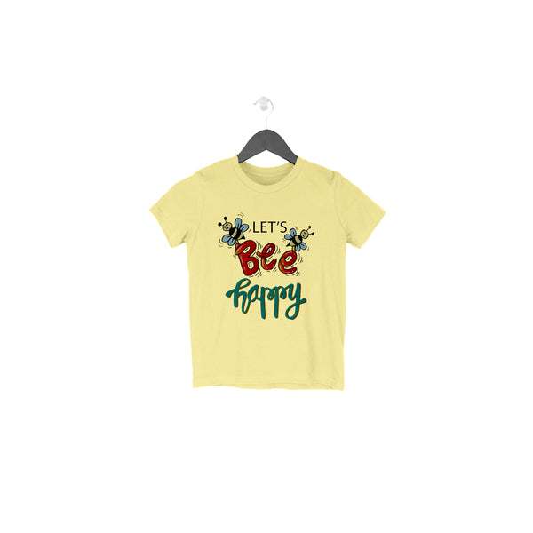 Let's Bee Happy T-Shirt - TSS00035