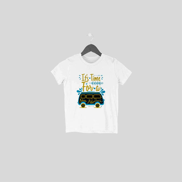 It's Time For A New Adventure T-Shirt - TSS00036