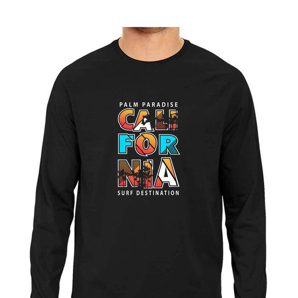 California T-Shirt - MLS00051