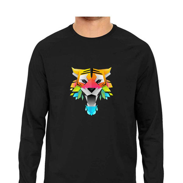 Multi Color Lion T-Shirt - MLS00052