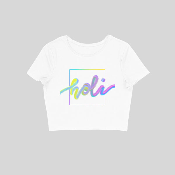 Holi Crop Top - CT00060