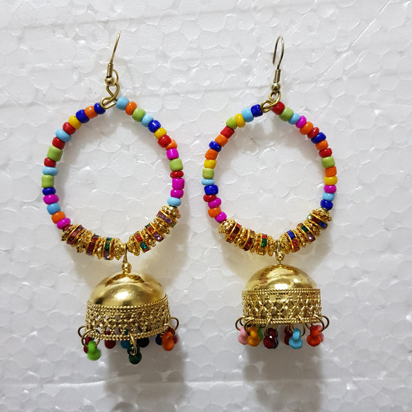 Hoop Earrings  - E00020
