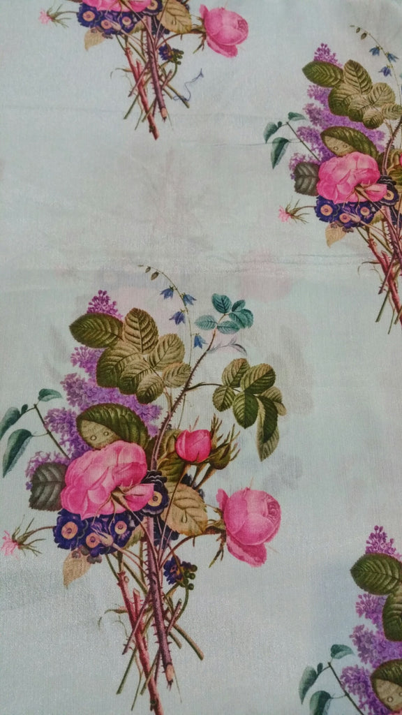Chinon Printed Fabric Online - F00029