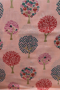 Soft Cotton Printed Fabric - F00100