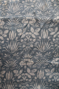 Soft Maslin Cotton Printed Fabric - F00108