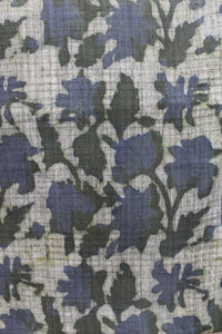 Soft Cotton Printed Fabric - F00118