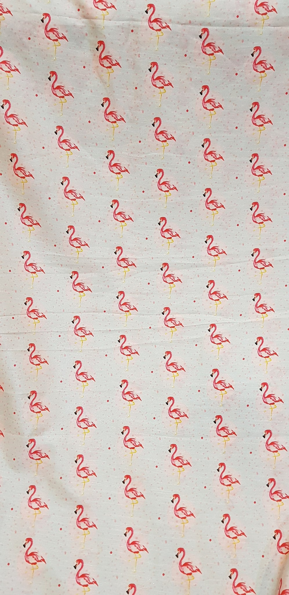 Croma Silk Printed Fabric - F00123