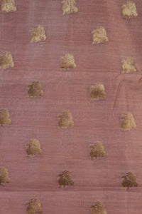 Chanderi Brocade Fabric - F00133