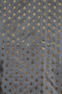 Silk Brocade Fabric - F00145