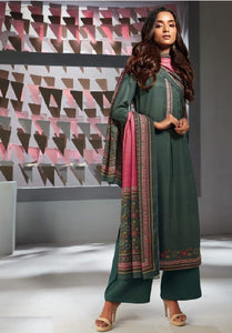 Formal Glaze Cotton Un-Stitch Suit - S00138