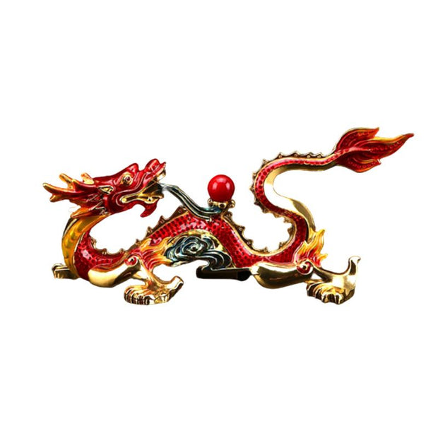 Sculpture Chinoise dragon