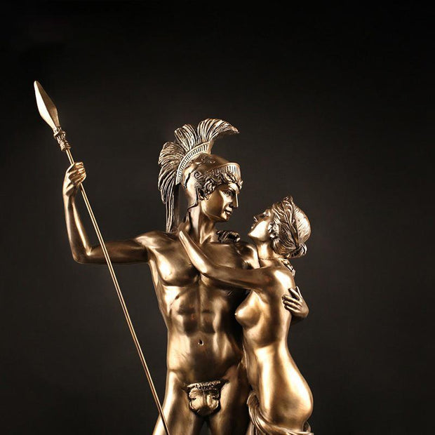 Sculpture Grecque couple