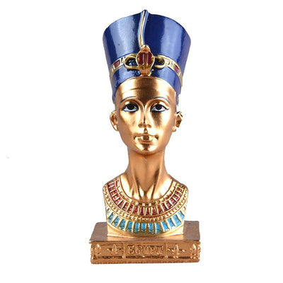 Statuette Égyptienne Antique Nefertiti