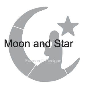 Arabic Moon & Star