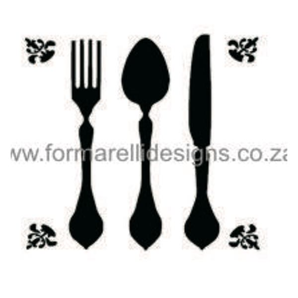 French Vintage Cutlery 1