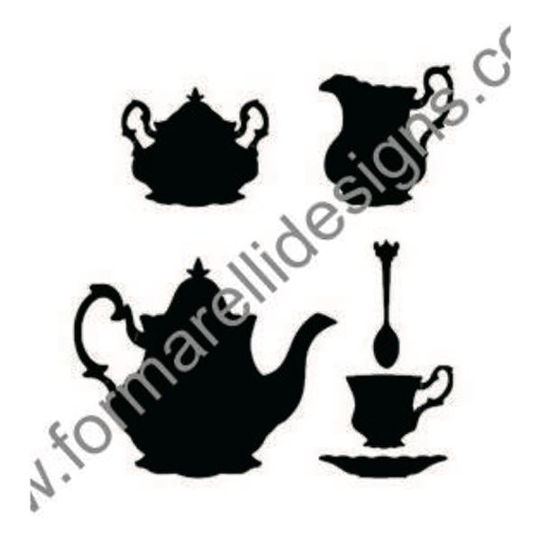 Vintage Tea Set Large 1
