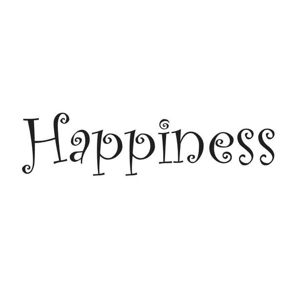 Words Happiness