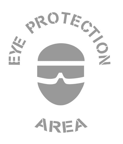 Safety Sign Eye Protection