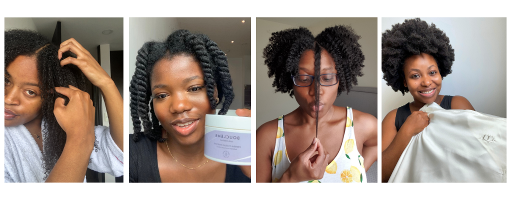 5 Ways to care for natural coily hair
