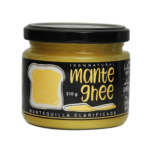 MANTEQUILLA GHEE 210ML // Manteghee