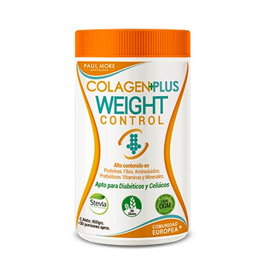 COLAGEN PLUS WEIGHT CONTROL // Paul More