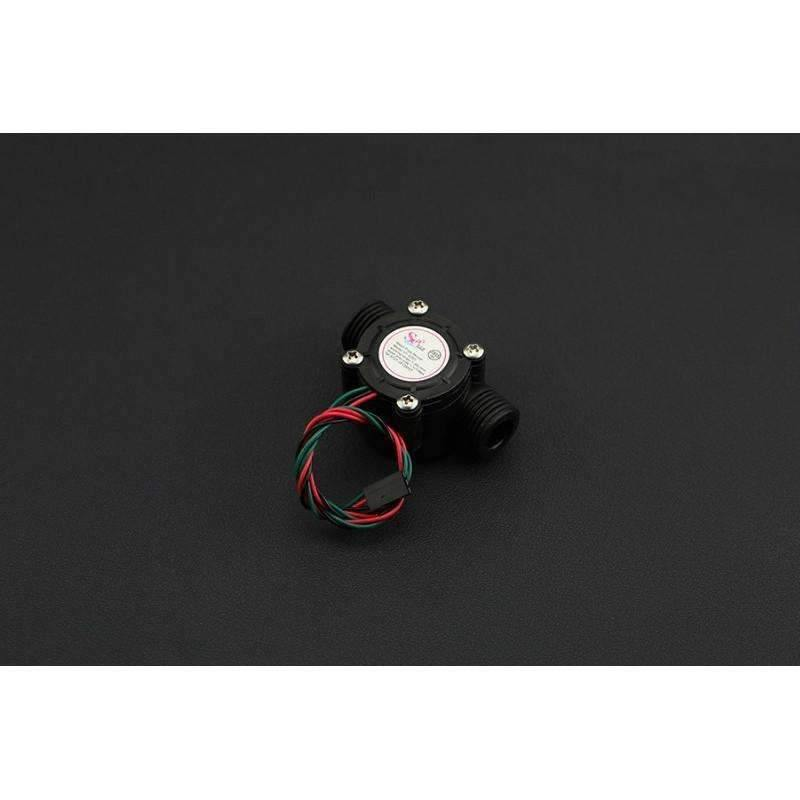 "Gravity: Water Flow Sensor (1/2"") For Arduino - BESOMI ELECTRONICS"