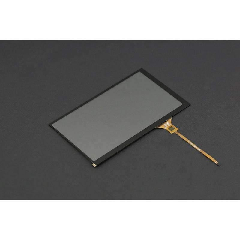 "7"" Capacitive Touch Panel Overlay for LattePanda V1 IPS Display - BESOMI ELECTRONICS"