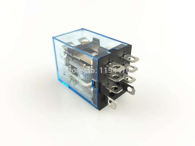 LY2J 6V DC Coil General Purpose Power Relay 8Pin 10A