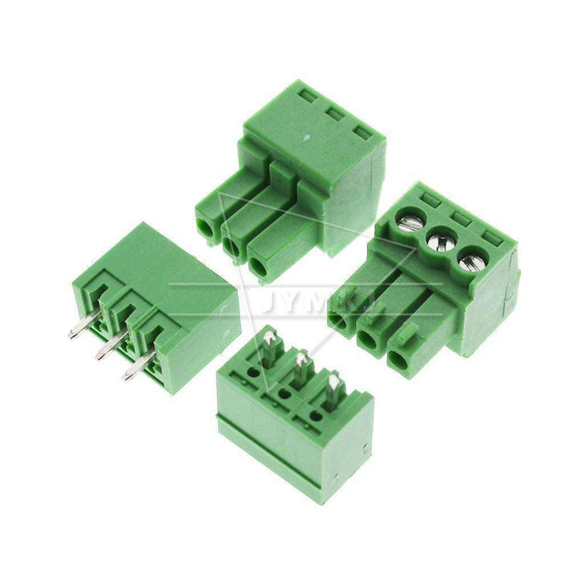 15EDG-3.81-3P TERMINAL CONNECTOR - BESOMI ELECTRONICS