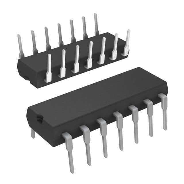 LM239N Analog Comparators Quad GP Differential; DIP14