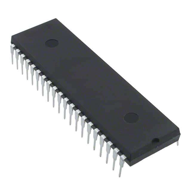 PIC18F4520 : PIC 18F Microcontroller IC 8-Bit 40MHz 32KB (16K x 16) FLASH 40-PDIP