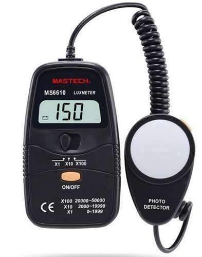 MS6610 - Digital Light Meter [Lux] - BESOMI ELECTRONICS